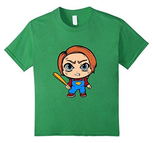 Kids Cult Mini Horror Halloween Movie T-Shirt Kids Adults 2017 8 Grass