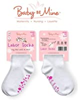 Labor & Delivery Non Skid Socks by Baby Be Mine Maternity