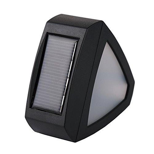Sammid Solar Lights Outdoor,Outdoor Light for Patio, Deck, Yard, Garden – White Light