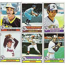 1979 Topps Baseball Complete Near Mint to Mint 726 Card Hand Collated Set Featuring Ozzie Smith's Rookie Card!! Loaded with Stars and Hall of Famers Including Nolan Ryan, Eddie Murray, ()