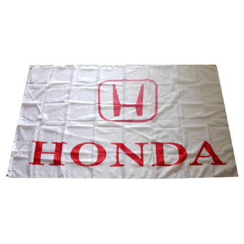 Honda Auto Car Logo Flag Banner 3 x 5 Feet