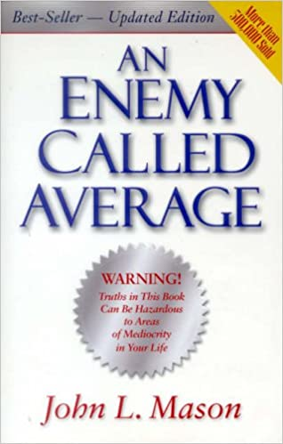 Book An Enemy Called Average