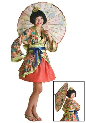 [Jade Tween:14-16 (X-Large (14 - 16))] (Girls Jade Princess Costumes)