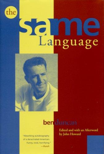 The Same Language by Brand: University Alabama Press