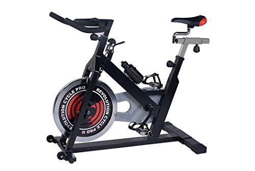 Phoenix 98623 Revolution Cycle Pro II Indoor Cycling Trainer Phoenix Health and Fitness Inc
