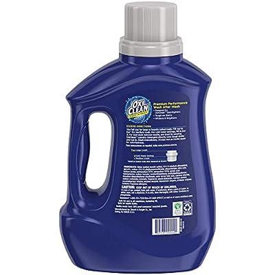 OxiClean High Def Sparkling Fresh Liquid Laundry Detergent, 60 oz