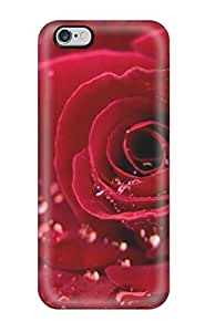 Fashion SEWuhXS8533NaWrW Case Cover For Iphone 6 Plus(rose Widescreen)