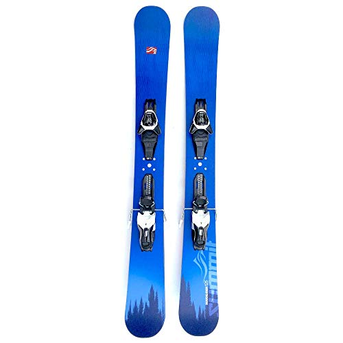 - Summit Skiboards Marauder 125cm w. Atomic L10 Release Bindings Short skis 2019
