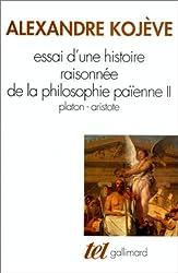 Essai d'une histoire raisonnée de la philosophie païenne, tome 2
