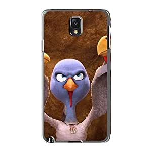 MansourMurray Samsung Galaxy Note3 Durable Cell-phone Hard Covers Support Personal Customs Colorful Mr Peabody Sherman Pictures [TAR5029xLhh]