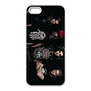 tokio hotel normal iPhone 4 4s Cell Phone Case White 53Go-335849