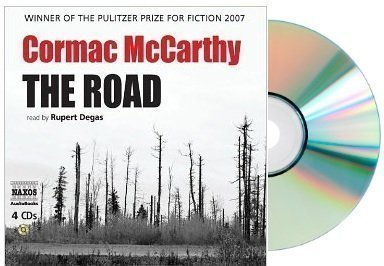 THE ROAD Audiobook by Cormack McCarthy (The Road Audio CD) [Abridged, Audiobook 4CDs]