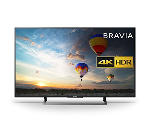 Sony Bravia KD43XE8004 43 inch TV (4K HDR Ultra HD, Android TV with Google...