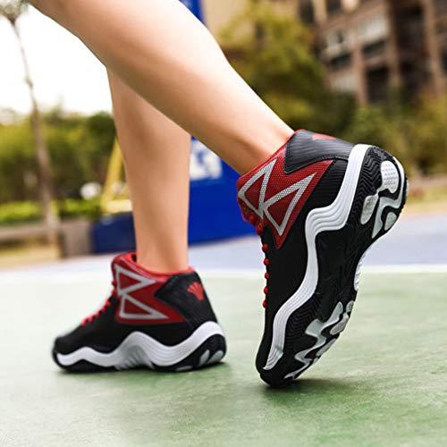 Zapatos Zapatillas Do Correr Y Moda Yan Baloncesto Calzados Transpirables Entrenamiento Fitness Hombres Cruzado De Con Cordones Informales Para Calzado Deportivo Deporte qwpSI