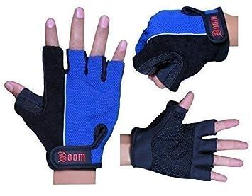 BOOM Pro Cut Finger Guanti da Palestra 2ba6de7ff29c