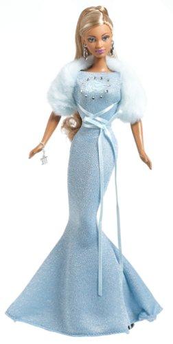 Barbie Collector Zodiac Dolls Virgo (Ausgust 23 - September 22) Hispanic