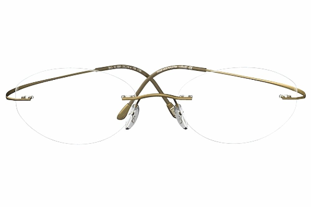 Silhouette Eyeglasses TMA Must Collection Chassis 7799 6073 Optical Frame 21x150