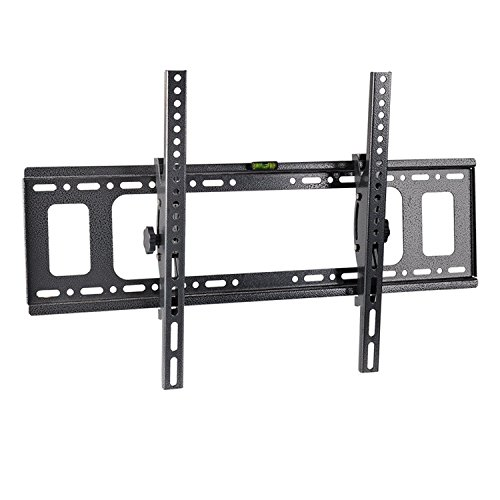 TV Wall Mount Bracket,Tilting TV Bracket for Samsung/Sony/Vizio/LG/Panasonic/TCL/Element 32-70 Inch LED/LCD/OLED and Plasma Flat Screen TVs up to 600x400mm and 110lbs