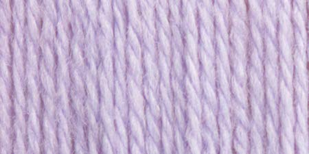 Bernat Baby Solid Yarn - (1) Super Fine Gauge  - 1.7 oz - Purple -  Machine Wash & Dry For Crochet, Knitting & Crafting ()