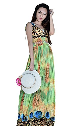 Vestido Mujer Insun Insun Vestido Verde Mujer Para Para Verde rHaWq0XOa