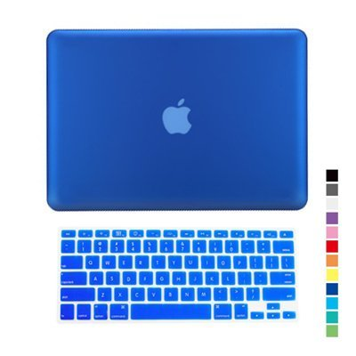 New Hard Phone (Hot Soft-touch Plastic Hard Case Cover for Macbook Air 13