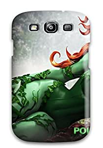 (jqJNsgW7415rlMvR)durable Protection Case Cover For Galaxy S3(dc Universe Poison Ivy)