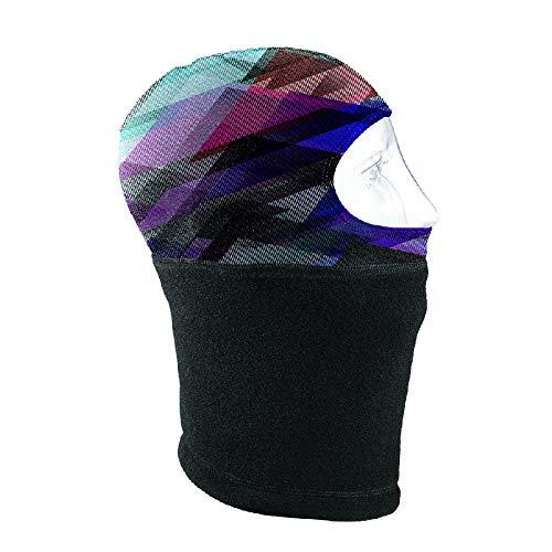 - Seirus Innovation Thick N Thin Headliner Balaclava Headwear, One Size, Element-Teal