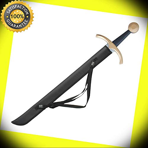 Medieval Tewkesbury Last Battle Foam Sword Sheath Combo perfect for cosplay outdoor camping