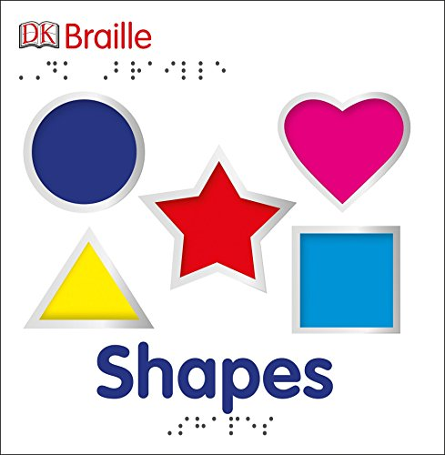 DK Braille: Shapes (Toys For The Blind)
