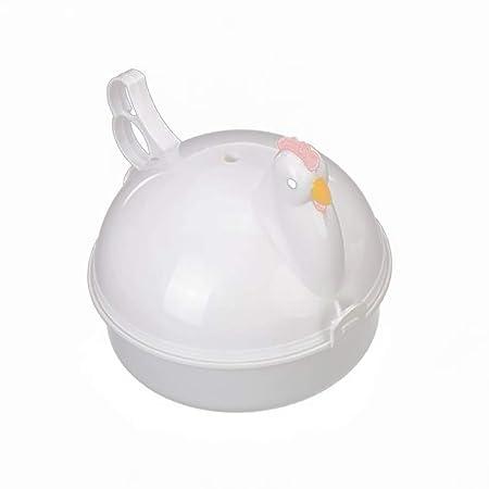 SeaStart Huevera Cocedor 4 Huevo para Microondas en Forma de ...