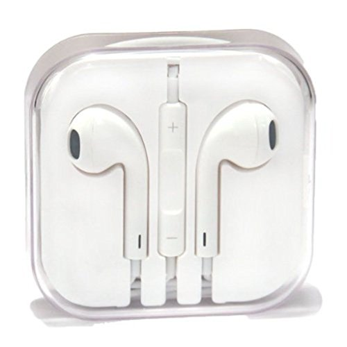 Ipod White Stereo Headphone - 3