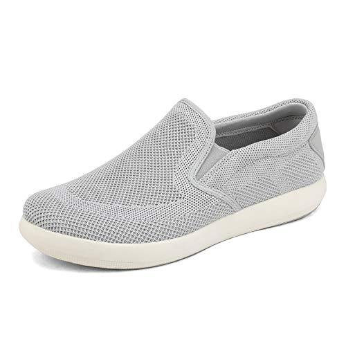 Bruno Marc Men's Slip On Walking Sneakers Shoes