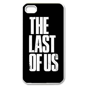 Apple Iphone 4/4s The Last of Us Personalized Custom Case