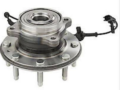 Price comparison product image MOOG 515145 Wheel Bearing and Hub Assembly