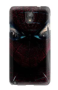 Premium DvUzjqH2320PLSPf Case With Scratch-resistant/ Amazing Spider-man New Case Cover For Galaxy Note 3