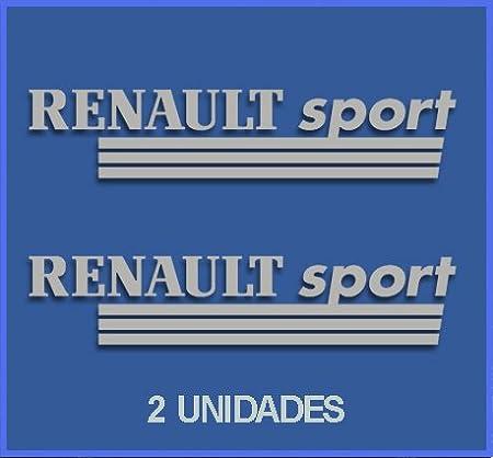 Ecoshirt RH-5KT2-HHH2 Stickers en Vinyle pour Renault Dr03 Jaune