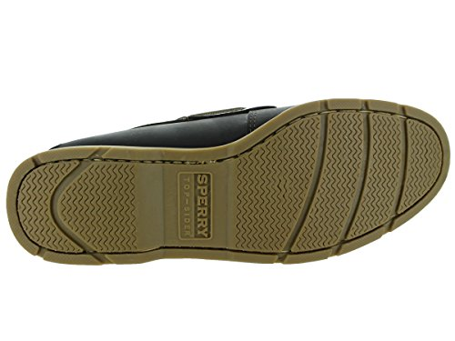 Sperry Top-sider Mens Shoe Barca Sottovento Miele Marrone Scuro