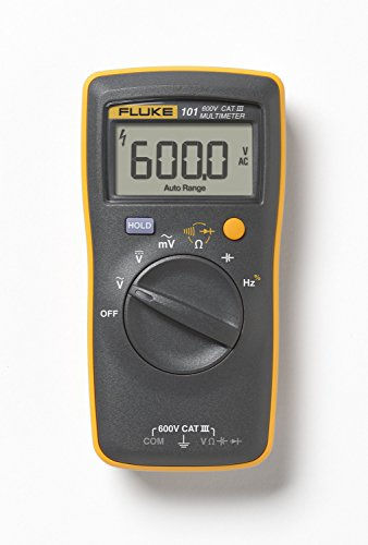 Fluke 101 Best Budget Multimeters Under $100