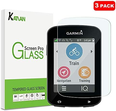 3 Pack] Garmin Edge 830 Protector de Pantalla, KATIAN 9H Dureza [Alta Definicion] [Fácil de Instalar] Cristal Vidrio Templado Film para Garmin Edge 830: Amazon.es ...