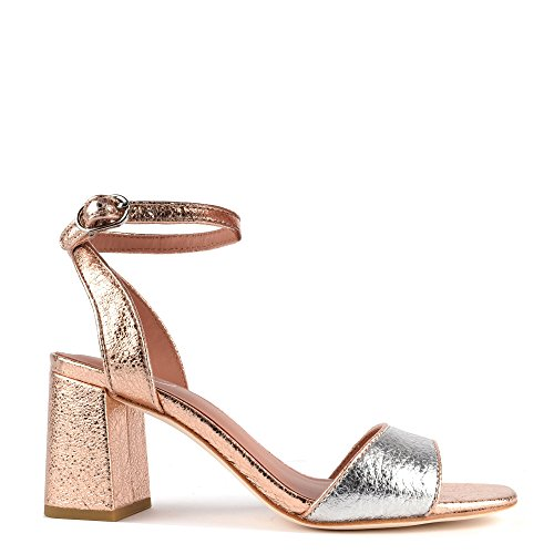 Ash Zapatos Quartz Sandalias Oro Mujer Oro