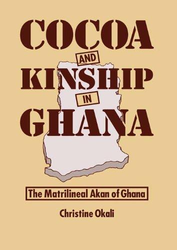 Cocoa & Kinship In Guana Pdf