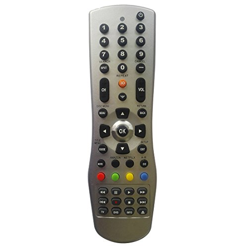 vizio universal remote xru110 - 4