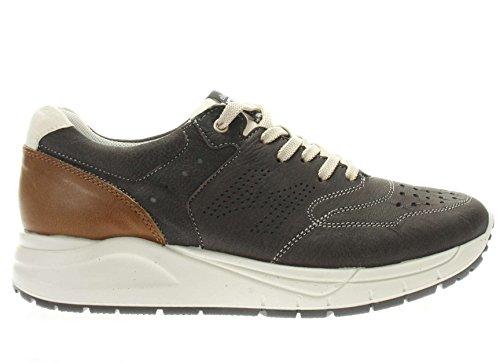 IGI & Co Herren Halbschuh/Schnürer/Sneaker grigio (Grau) 7714100 Grigio