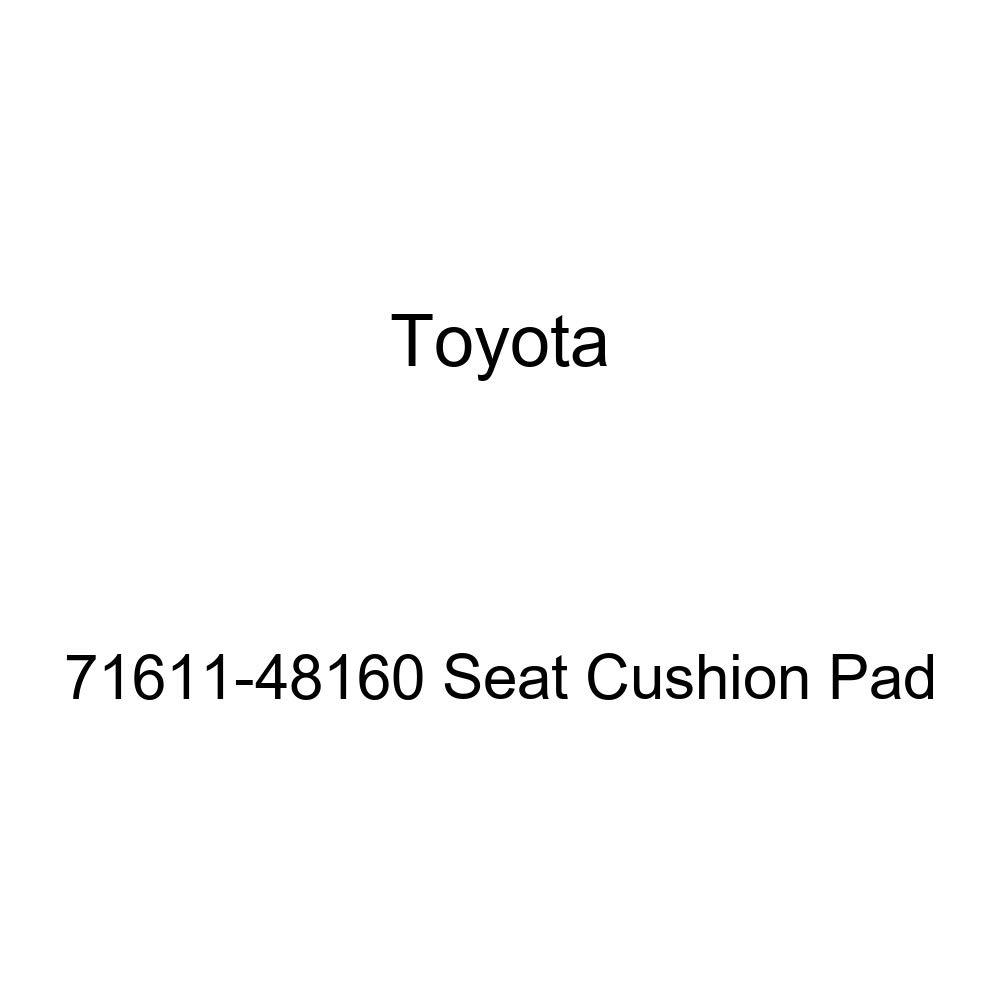 Toyota Genuine 71611-48160 Seat Cushion Pad