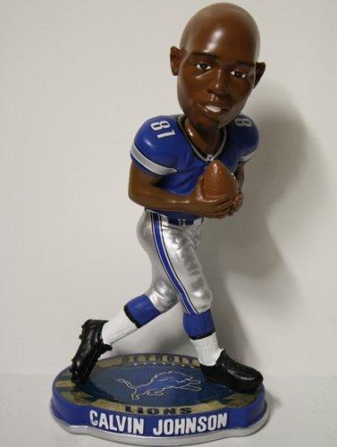 Calvin Johnson Detroit Lions 2012 NFL Forever Collectibles Bobble Head ()