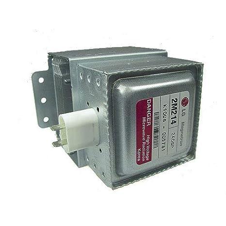 LG - Magnetron 2 M211 - 6324 W1 a009d: Amazon.es: Grandes ...