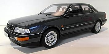 Audi V Metgrau Limitierte Auflage Stück Modellauto - Audi v8