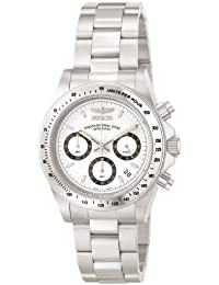 Men's 9211 Speedway Collection Stainless Steel...