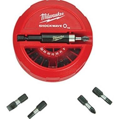 Milwaukee 48-32-4012 Shockwave Puck, 22-Piece