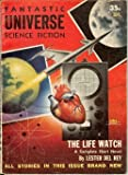img - for FANTASTIC UNIVERSE: September, Sept. 1954 book / textbook / text book